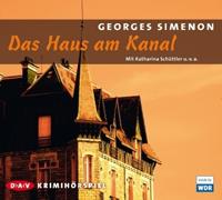 Georges Simenon - Das Haus am Kanal