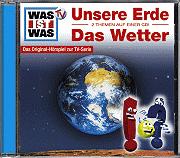 WAS IST WAS Hörspiel Unsere Erde / Das Wetter