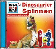 WAS IST WAS Hörspiel Dinosaurier / Spinnen