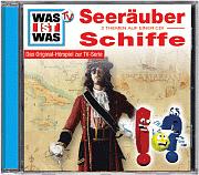 WAS IST WAS Hörspiel Seeräuber / Schiffe