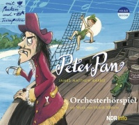 Peter Pan - Orchesterhörspiel