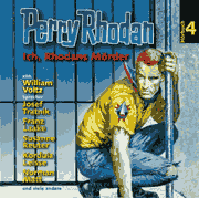 Perry Rhodan Hörspiel 04  -  Ich, Rhodans Mörder