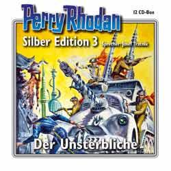 """Perry Rhodan Silber Edition Nr. 03 """"Der Unsterbliche"""""""