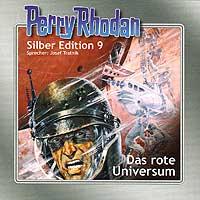 Perry Rhodan Silber Edition Nr. 09 Das rote Universum