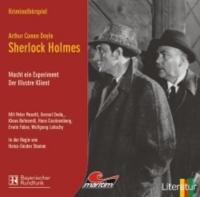 Sherlock Holmes (Klassiker) macht ein Experiment - Der Illustre