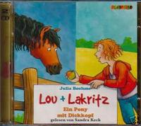 Julia Boehme - Lou + Lakritz Ein Pony mit Dickkopf