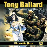 Tony Ballard 09 Die weiße Hexe