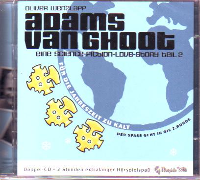 Adams van Ghoot 2 Für die Jahreszeit zu kalt
