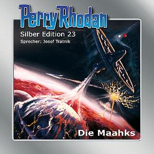 """Perry Rhodan Silber Edition Nr. 23 """"Die Maahks"""""""