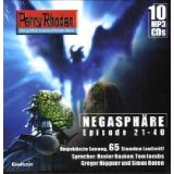 Perry Rhodan Negasphäre Box 3 Episode 41-60