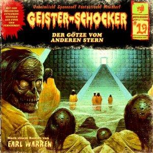 Geister-Schocker 19 Der Götze Vom Anderen Stern
