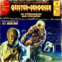 Geister-Schocker 14 Im Würgegriff des Zyklopen