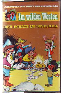 MC Starlet Im wilden Westen Der Schatz im Devil-Hill