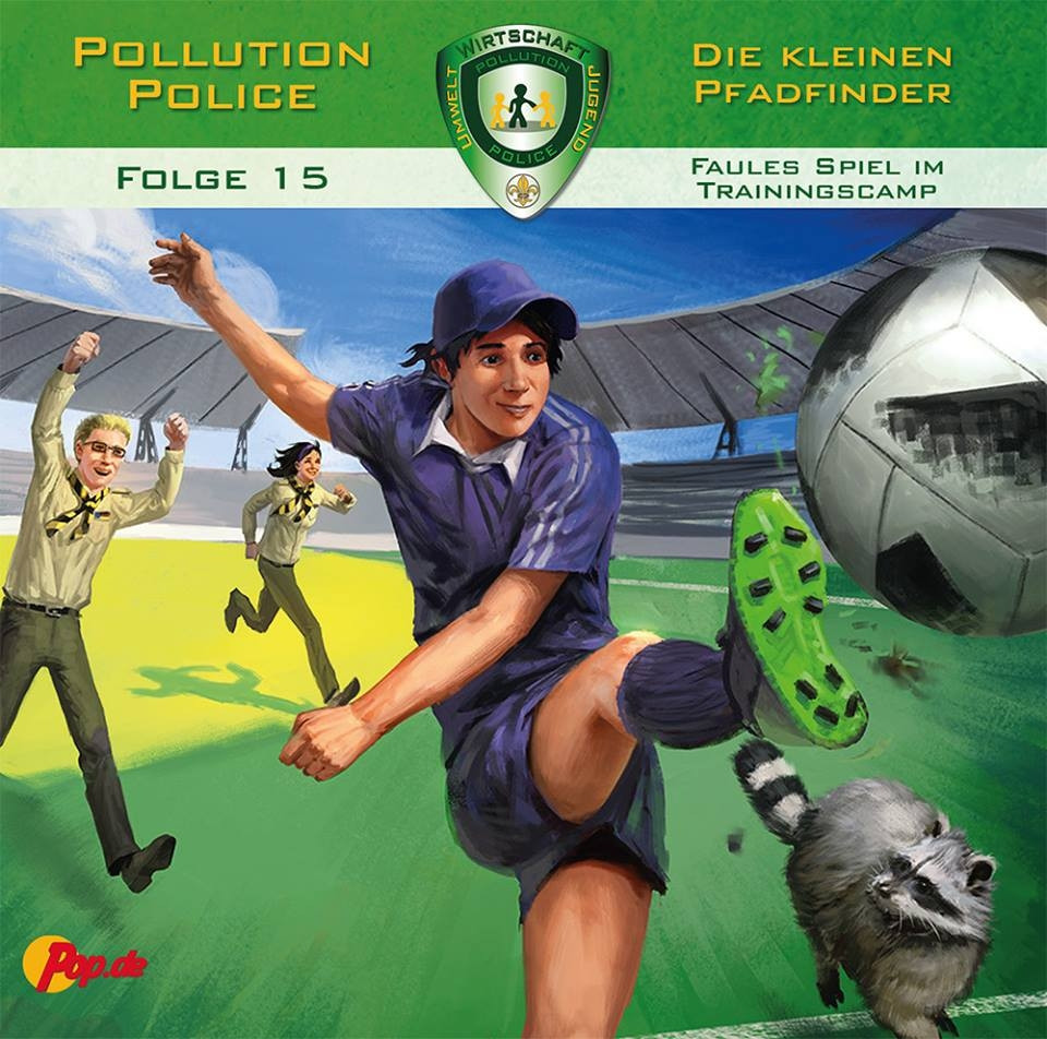 Pollution Police - Folge 15: Faules Spiel im Trainingscamp