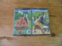 MC Märchenland 40+41 Lederstrumpf Folge 1 - 2 Komplett