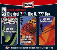 Die drei Fragezeichen Fan Box die 06. Folgen 16 - 18