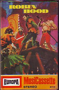 MC Europa 4113 Robin Hood