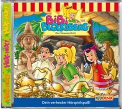 Bibi Blocksberg Folge 103 Der Hexenschatz