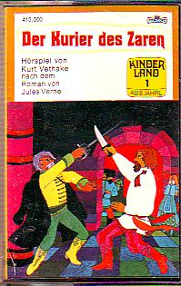 MC Intercord Der Kurier des Zaren