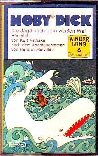 MC Intercord Moby Dick Die Jagd nach dem weißen Wal