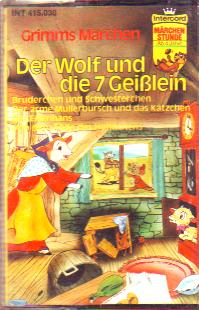 MC Intercord Der Wolf und die sieben Geisslein