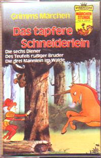 MC Intercord Das tapfere Schneiderlein