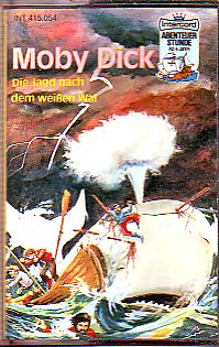 MC Intercord Moby Dick Covervariante