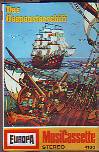 MC Europa 4160 Das Gespensterschiff