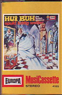 MC Europa 4185 Hui Buh spukt lustig weiter