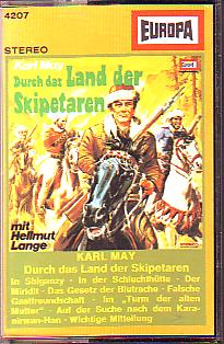 MC Europa 4207 Karl May Durch das Land der Skipetaren