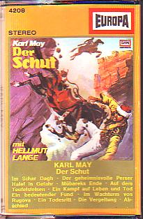 MC Europa 4208 Karl May Der Schut