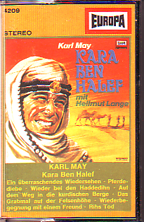 MC Europa 4209 Karl May Kara Ben Halef