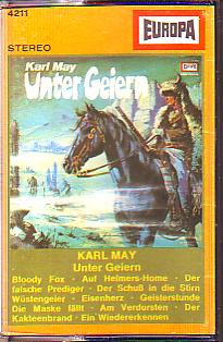 MC Europa 4211 Karl May Unter Geiern