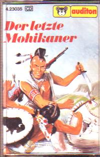 MC Auditon Der letzte Mohikaner