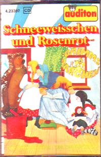 MC Auditon Schneeweisschen und Rosenrot