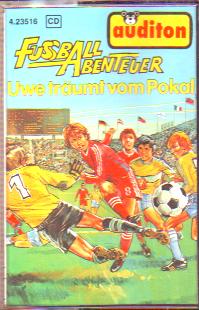 MC Auditon Fussballabenteuer 1 Uwe träumt vom Pokal