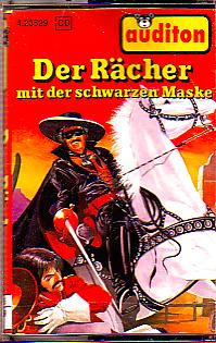 MC Auditon Der Rächer mit der schwarzen Maske