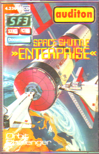 MC Auditon SF3 Space Shuttle Enterprise