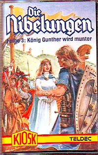 MC Kiosk Die Nibelungen Folge 3 König Gunther wird munter