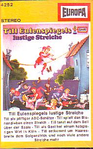MC Europa 4252 Till Eulenspiegels lustige Streiche