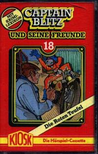 MC Kiosk Captain Blitz Folge 18 Die roten Teufel
