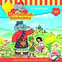 Benjamin Blümchen Folge 107 Benjamin in Schottland
