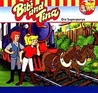Bibi und Tina - 42 - Die Super-Ponys