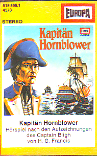 MC Europa 4378 Kapitän Hornblower
