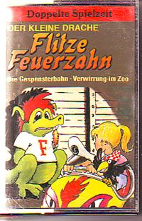 MC Marcato Flitze Feuerzahn Gespensterbahn + Verwirrung im Zoo