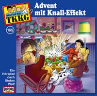 TKKG Folge 165 Advent mit Knalleffekt