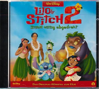 Walt Disney Lilo & Stitch 2 Original Hörspiel zum Film