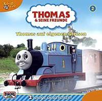 Thomas und seine Freunde Folge 2 - Thomas auf eigenen Gleisen