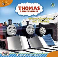Thomas und seine Freunde Folge 3 - Winterabenteuer mit Thomas