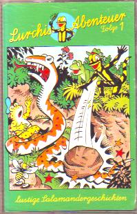 MC Salamander Lurchis Abenteuer Folge 1